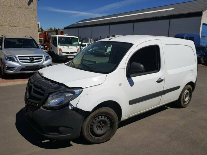 Mercedes-Benz CITAN 1,5 CDI 109 PERFECT TOOL, KLIMA AIRCO - 2015