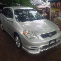 Tokunbo Toyota Matrix 2004, XR, Very Okay...