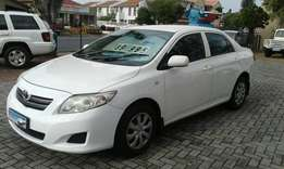 2008 Toyota Corolla 1.4 Professional 4dr manual mms 179593