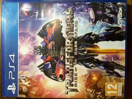 PS4 Transformers - Rise of the dark spark Game