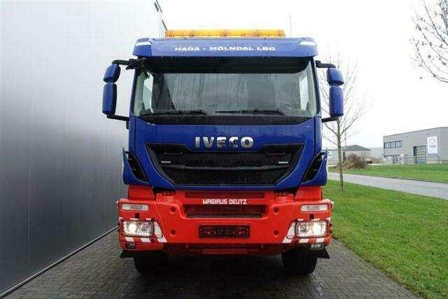 Iveco TRAKKER AT410T50 8X4 FULL STEEL HUB REDUCTION EU - 2014 - image 3