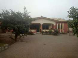 4Bedroom S/c House For Sale At Adenta