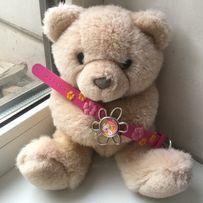 Часы для девочки мишка в подарок дитячий годинник 3f7d08151c6dd