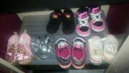 Baby clothing and shoes
