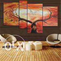 creative painting canvas-'Kelvotosh creatives'