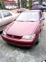 Toyota Corolla 2000 Model Very Clean Perfectly Conditions Tokunbo
