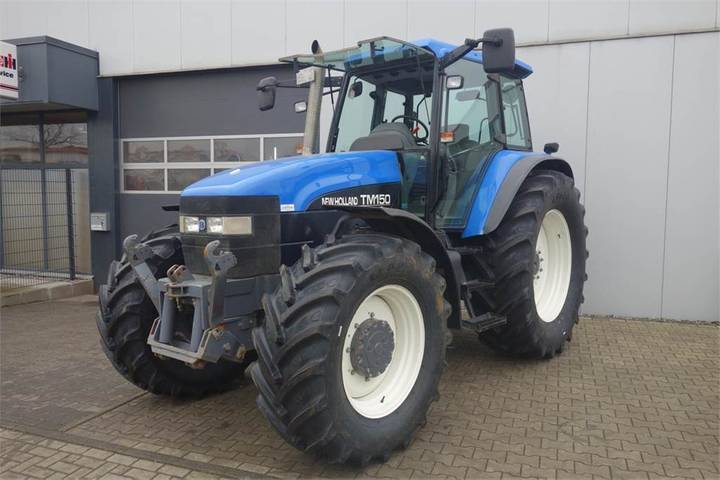 New Holland Tm 150 Powercommand - 2000