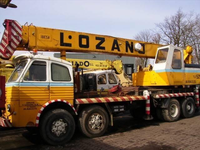pegaso 40 ton - 1980