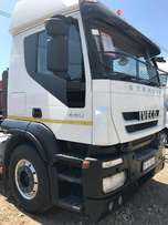 2009 IVECO Stralis 430 truck for sale