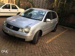 Quick sale on this well maintained Volkswagen polo KBQ 1400cc