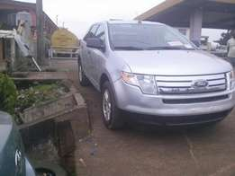 2010 Ford edge very clean tokunbo