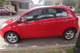 toyota yaris for sale R34500