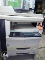 multifunction kyocera km 2050 photocopier machine