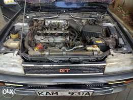 Toyota ae 91 kam sports special 1500ccefi asking 295k