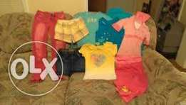 Mixed kids clothes All ages