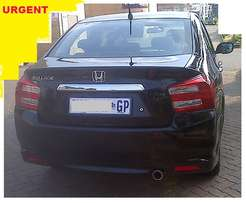 Honda Ballade, 2012 on Sale. Price Neg
