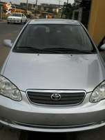 Toyota corolla 2006 tokunbo. slashed Now to N1,650,000 net price