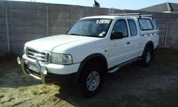 """2006 Ford Ranger 2.5 Supercab XLT Montana """""""" Excellent condition """""""""""