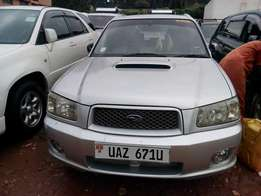 Subaru forester UAZ 2003 Model on sale.
