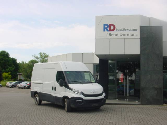 Iveco Daily 35S14V 2.3 3520 H2 AHW GEWICHT 3500 kg - 2017