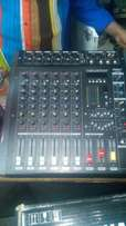 6 channels omax mixer