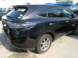 Toyota Harrier New shape. 2015 model KCM number loaded with alloy r