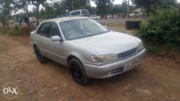 Serious deal Toyota corolla 110 buy and drive