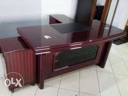 DX- Office Durable Executive 1.6m Table (New)