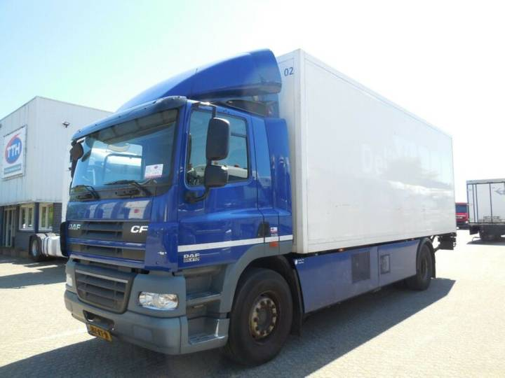 DAF CF85.410 Euro5 EEV NL Truck Refridgerator - 2012