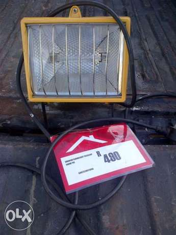 Eurolux 500 watt floodlight for sale Arcon Park - image 1