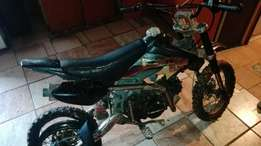 wil di 125 big boy pit bike swap vir n go cart or WHY watsapp asb