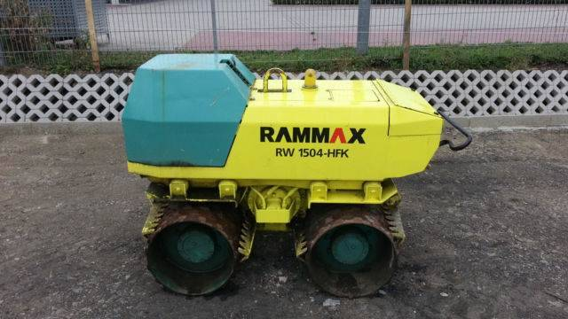 Rammax Rw 1504 Nur 974 Bh - 2007