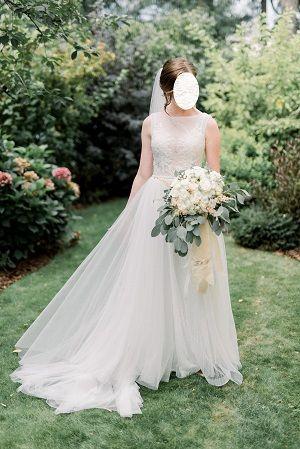 b5e01a3ee0 Amy Love Bridal White Code 2018 model Delphine Kościan - image 1