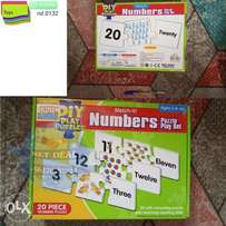 match-it! numbers 3+
