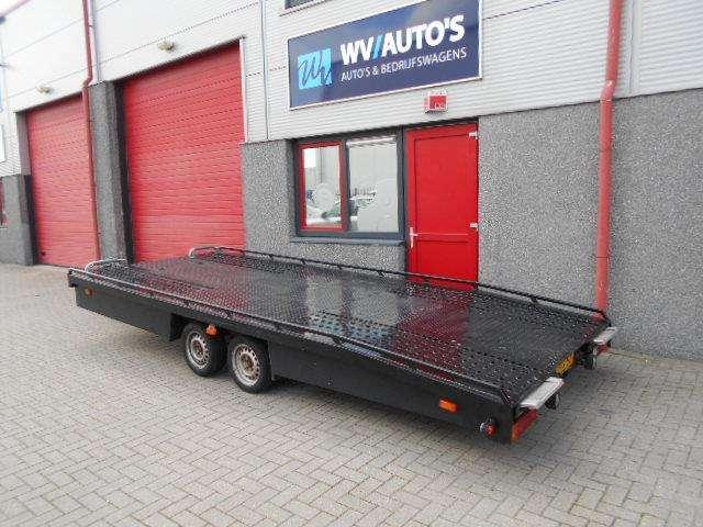 Tijhof TAS35 tyhof autotransporter 545 x 220 - 2003 - image 2