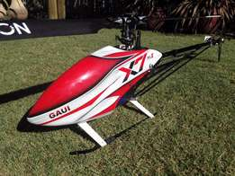 RC Helicopter - Gaui X7