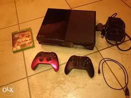 Xbox One 500GB With 2 Remotes