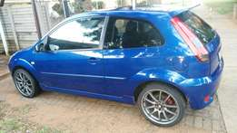 2005 ford fiesta st for sale