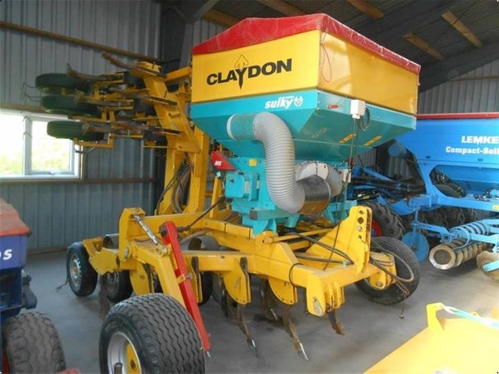 Claydon 4,8M V-DRILL - 2005