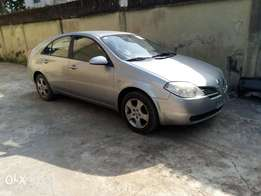 Foreign Used Nissan primera