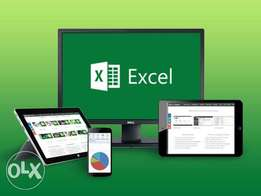 Microsoft Excel Private Tutor (Basic to Advanced) VIEW COURSE OUTLINE