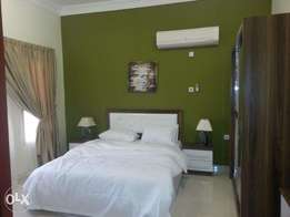 Flat in Al Sakhama 1Bedroom F-Furnished Inclusive all with month free