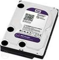 Wd Purple/Hdd/6Tb/3.5/Sata3/64Mb Cache