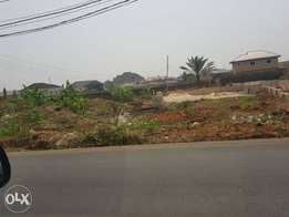 Landed property for sale located at GRA ugbor