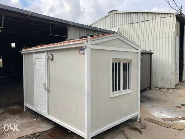 New Prefab House 4m X 2.5m For Sale In Excellent Work Done