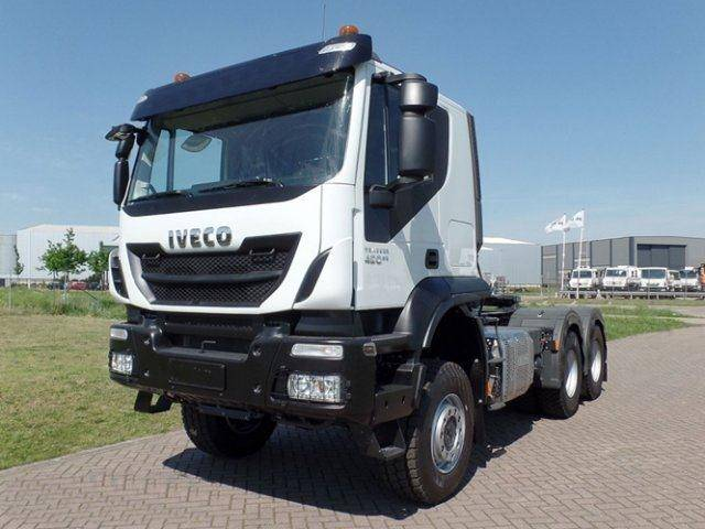 Iveco Magirus Trakker AT720T45 6x6 Trakker AT720T45 6x6, 5x