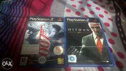 ps2 games(2 games)