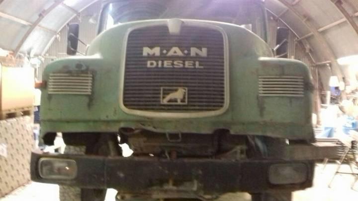 MAN 13.168 Tankwagen - 1975