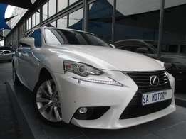 2015 Lexus IS 200T EX
