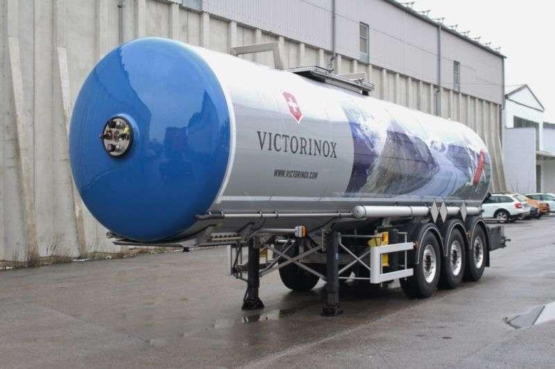 Magyar Srmags Tank Für Teer Bitumen 30.000l - 2013